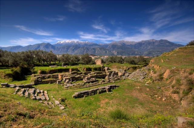 arxaia sparti Ποιος κατέστρεψε με περηφάνια την αρχαία Σπάρτη;